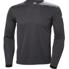 Helly Hansen Tech Intimo parte superiore Uomo nero